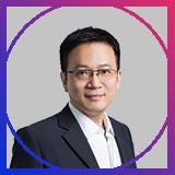 网易云企业服务部总经理岳峥辉照片