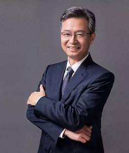 浙江大学管理学院教授吴晓波照片