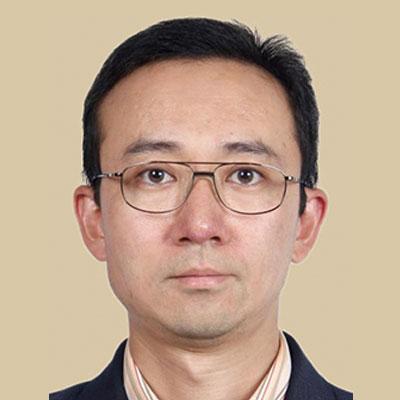 中科院计算所,中科睿芯高通量计算机研究中心主任 ,董事长范东睿照片