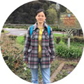 Intel亞太研發有限公司資深軟件工程師趙娟照片