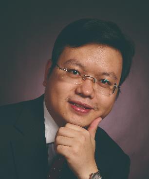 清华大学五道口金融学院副研究员张伟照片