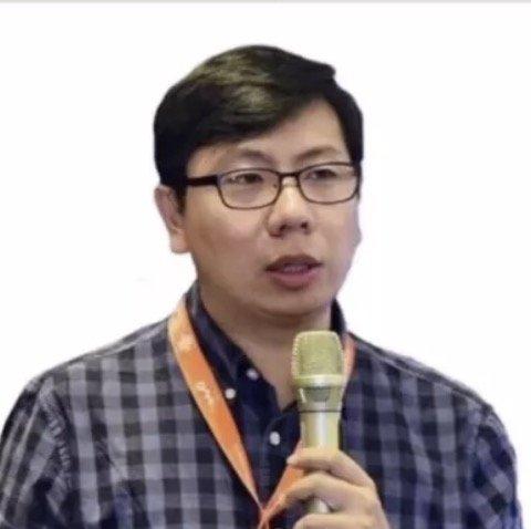 中国DevOpsDays社区核心组织者张乐照片
