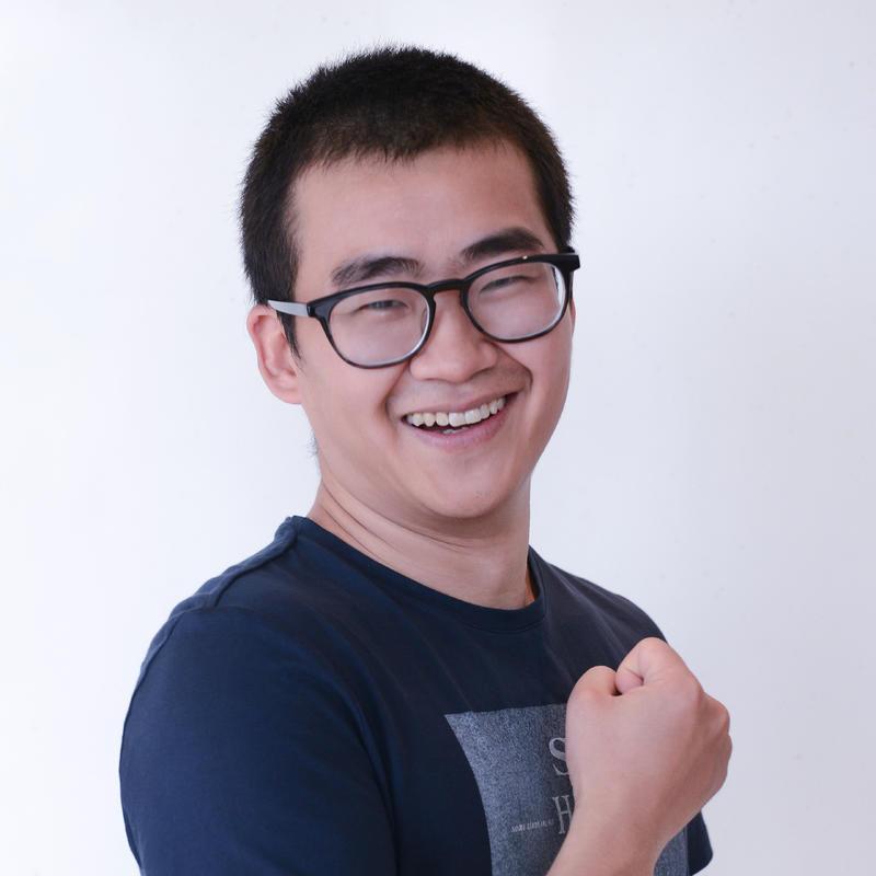 阿里巴巴高级技术专家谭宇(茂七)照片