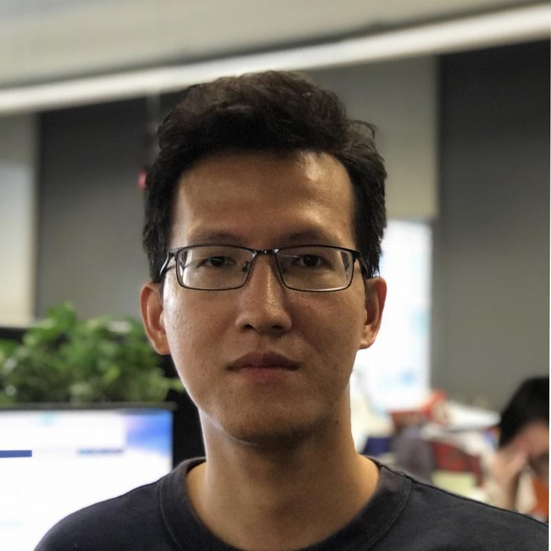 阿里巴巴技术专家邓锦添照片