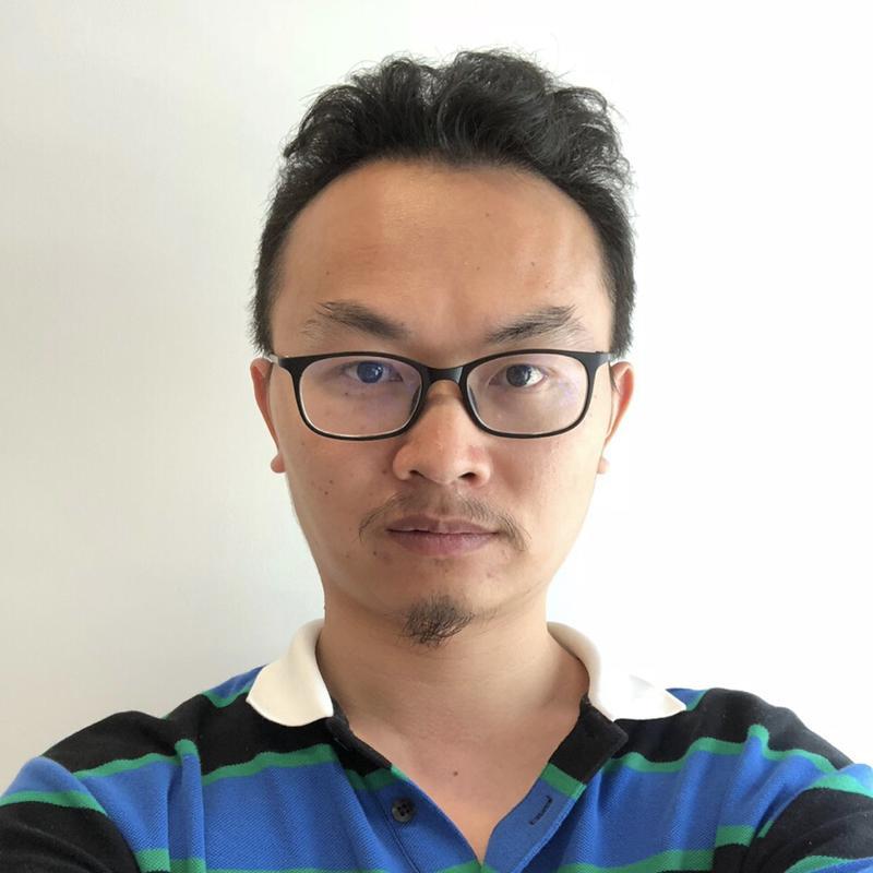 阿里巴巴技术专家陈杰照片