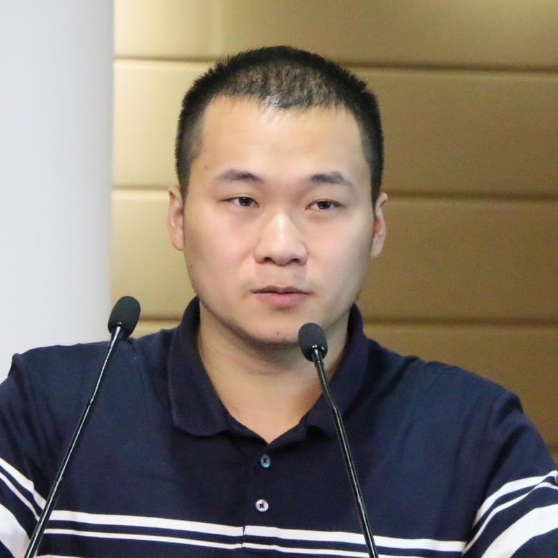 腾讯AI Lab高级研究员黄国平