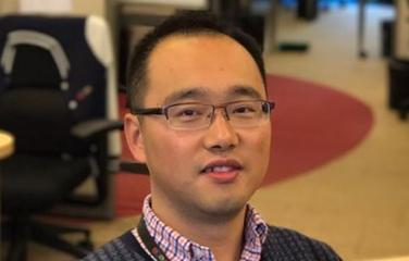 eBay推荐广告和大数据平台资深技术经理黄毅铭照片