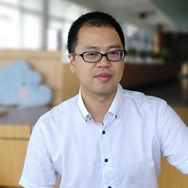 智线深圳总经理金晓杰照片