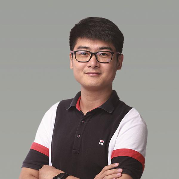 三七互娱集团商务部总监殷天明照片