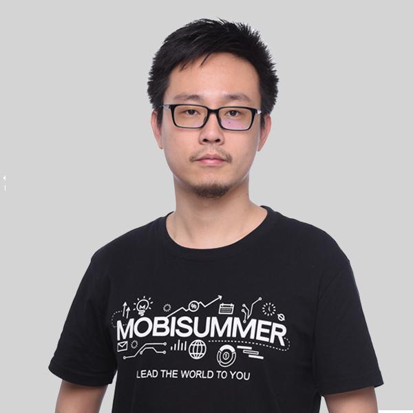 钛动科技 CEO李述昊照片