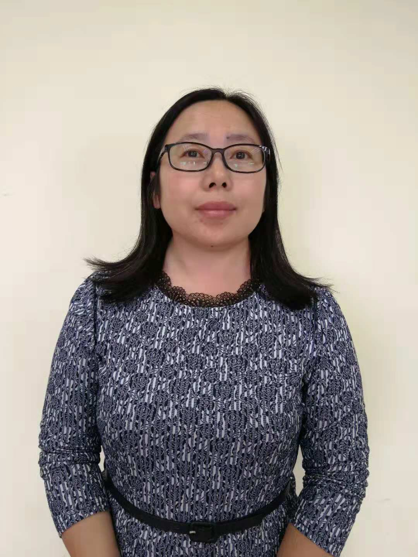 联合国教科文组织世界语言地图项目办公室幼教专家马晓华照片