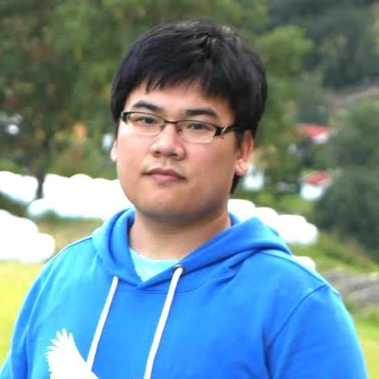 腾讯高级研究员苏博览照片