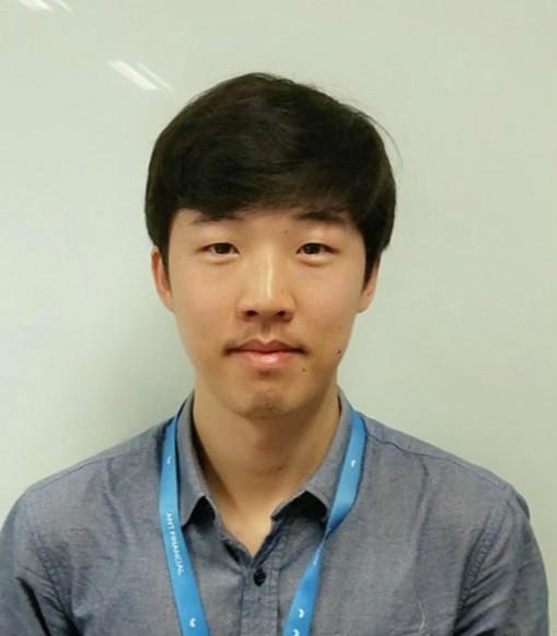 蚂蚁金服高级技术专家章耿(余淮)照片