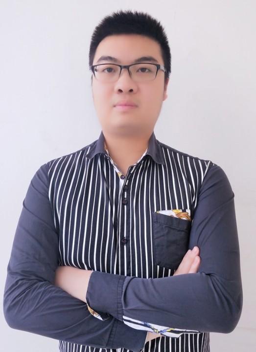 美宅客装修网新媒体负责人沃磊 照片