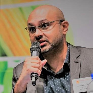 Lux Research首席分析师Nardev Ramanathan 照片