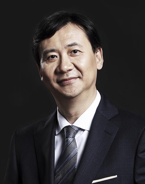 国中创投首席合伙人、CEO施安平照片