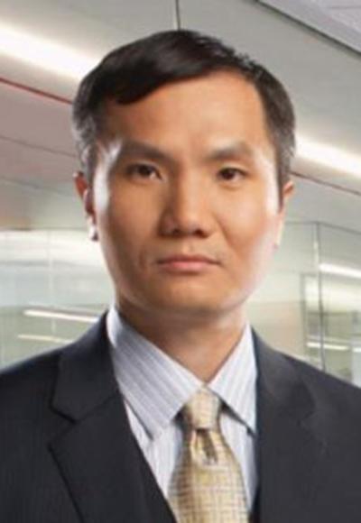 美国戴尔公司首席数据科学家Jack Chen照片