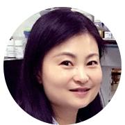 安利(中国)研发中心高级研究员黄娟照片
