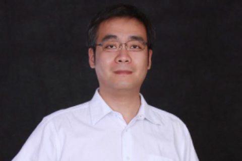 中国移动研究院无线与终端技术研究所所长丁海煜照片
