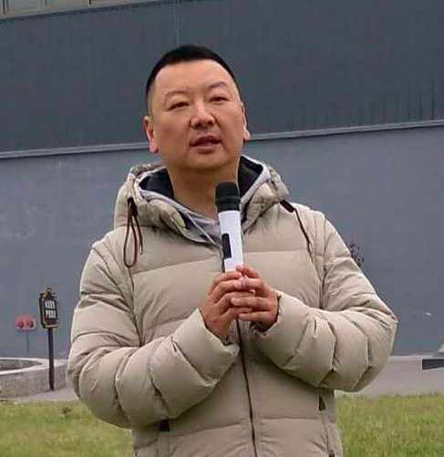 火星兔子无人超市 CEO&CTO聂迪照片