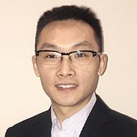 容联·云通讯 产品技术总监雷辉照片