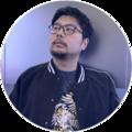 蚂蚁金服Node.js 工程师死月照片