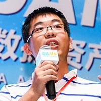建信金融科技有限公司总部架构团队技术总监朱志照片