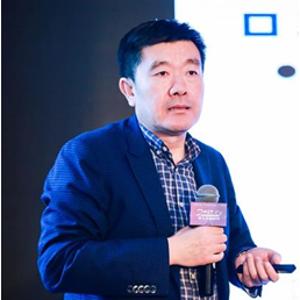 一汽集团发展制造部高级主任姚远照片