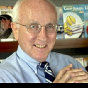 国际激光专家,美国《INDUSTRIAL LASER SOLUTION》总编辑BELFORTE DAVID