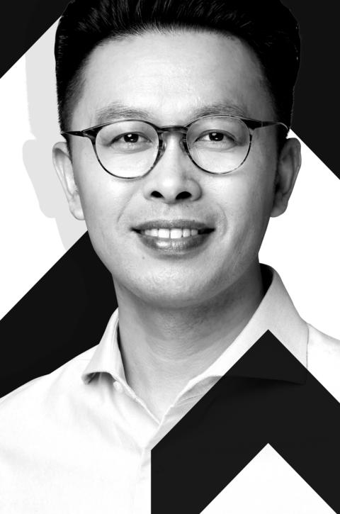 未来黑科技 创始人 & CEO徐俊峰照片