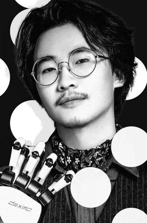 Dexta Robotics 创始人 & CEO谷逍驰照片