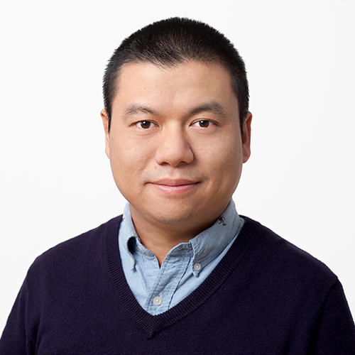 Google Flutter 团队 高级研究员董韬照片