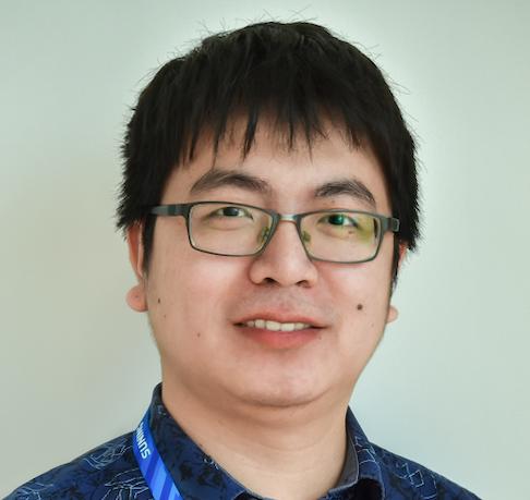 苏宁消费者平台研发中心前端技术总监禹立彬照片