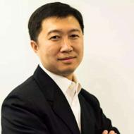 文远知行CEO兼联合创始人韩旭照片