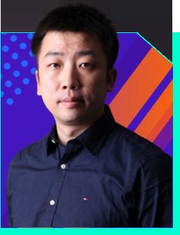 智课教育董事长兼CEO韦晓亮照片