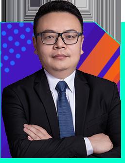 滴普科技董事长兼CEO赵杰辉照片