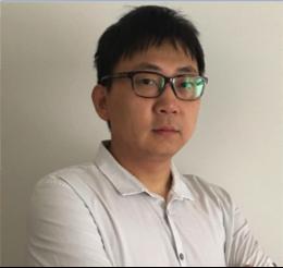 匯豐工商金融香港網上銀行架構師傅寅旺照片