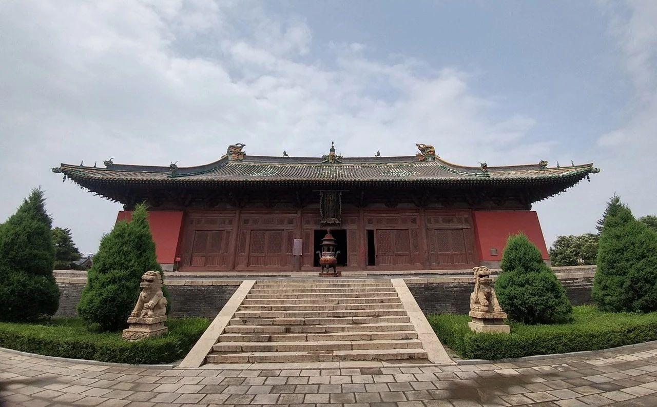2019【山西游学】8月17—21日,重走山西晋北梁林路