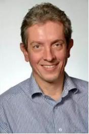 IEEE机器人与自动化学会主席Wolfram Burgard照片