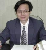台湾大学教授黄汉邦照片