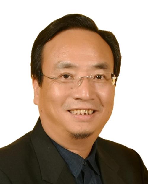 香港中文大学机械与自动化工程学系教授陈本美Ben M. Chen照片