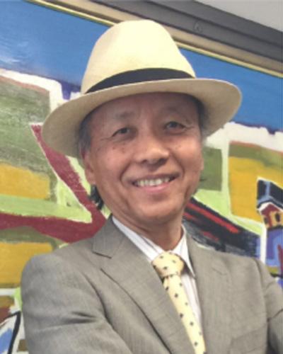 日本学术振兴会(JSPS)特别推进研究项目研究负责人Minoru Asada照片