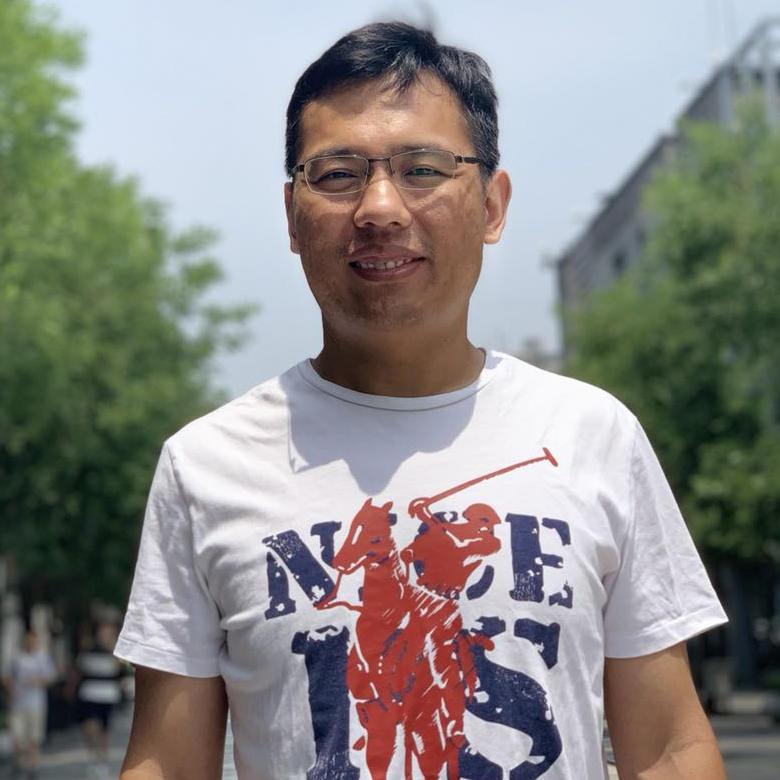 阿里巴巴资深算法专家赵斌强照片