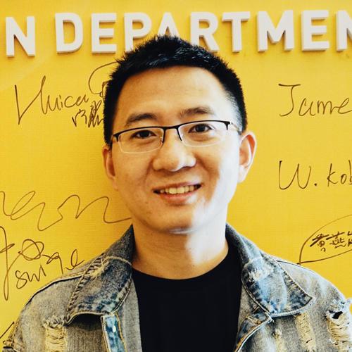 腾讯在线教育部技术负责人王辉照片