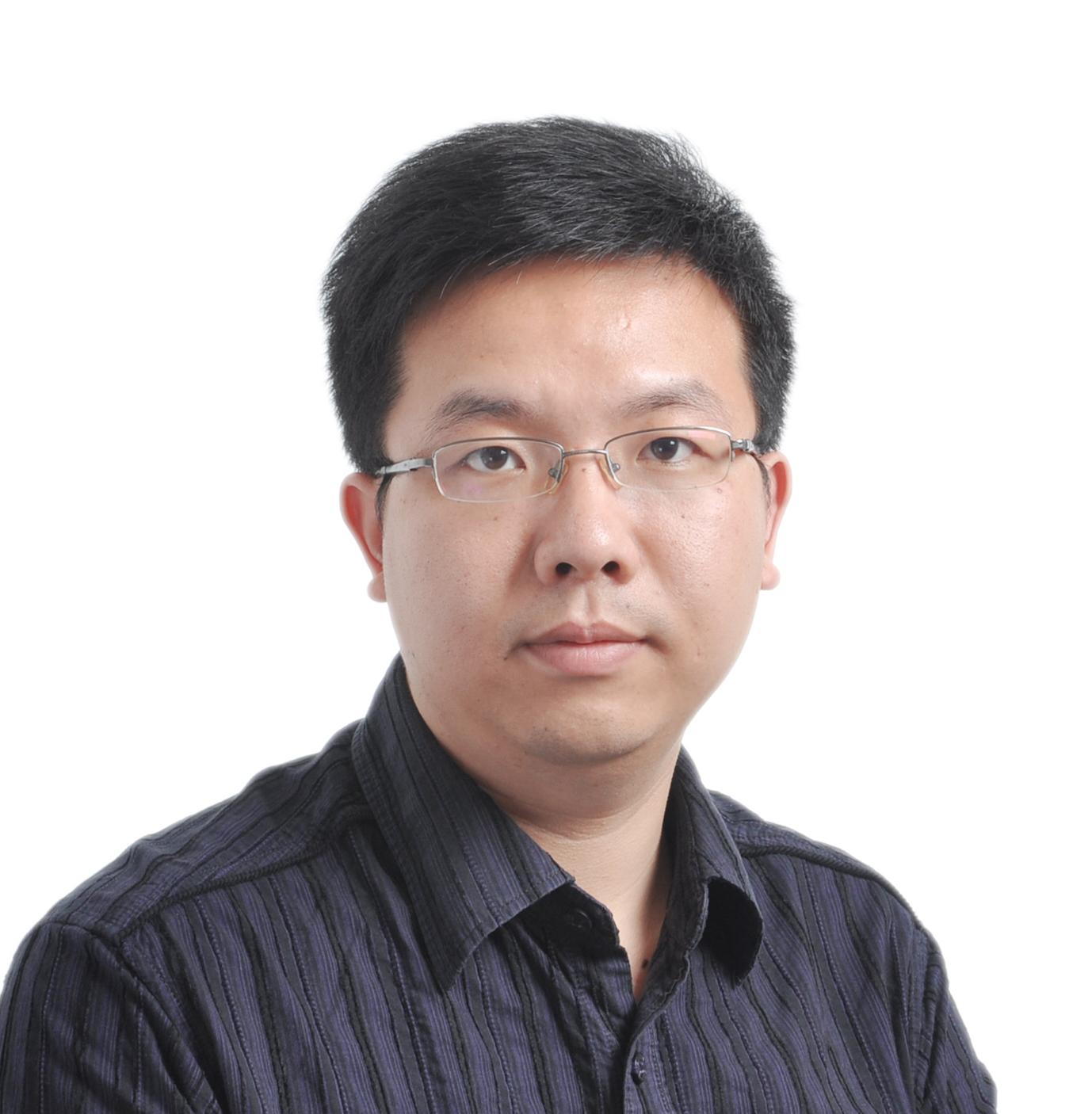 腾讯光子工作室群高级项目经理孙星照片