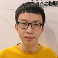 RT-Thread 音频组件开发工程师黄天翔照片