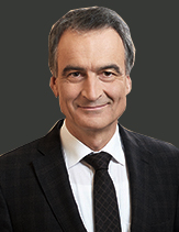 舍弗勒集团首席信息官Gerhard Baum照片