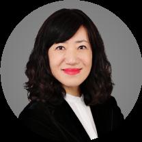 阿科瑪Arkema大中華區企業對外傳訊,數字化營銷和電子商務總監龔偉姿照片