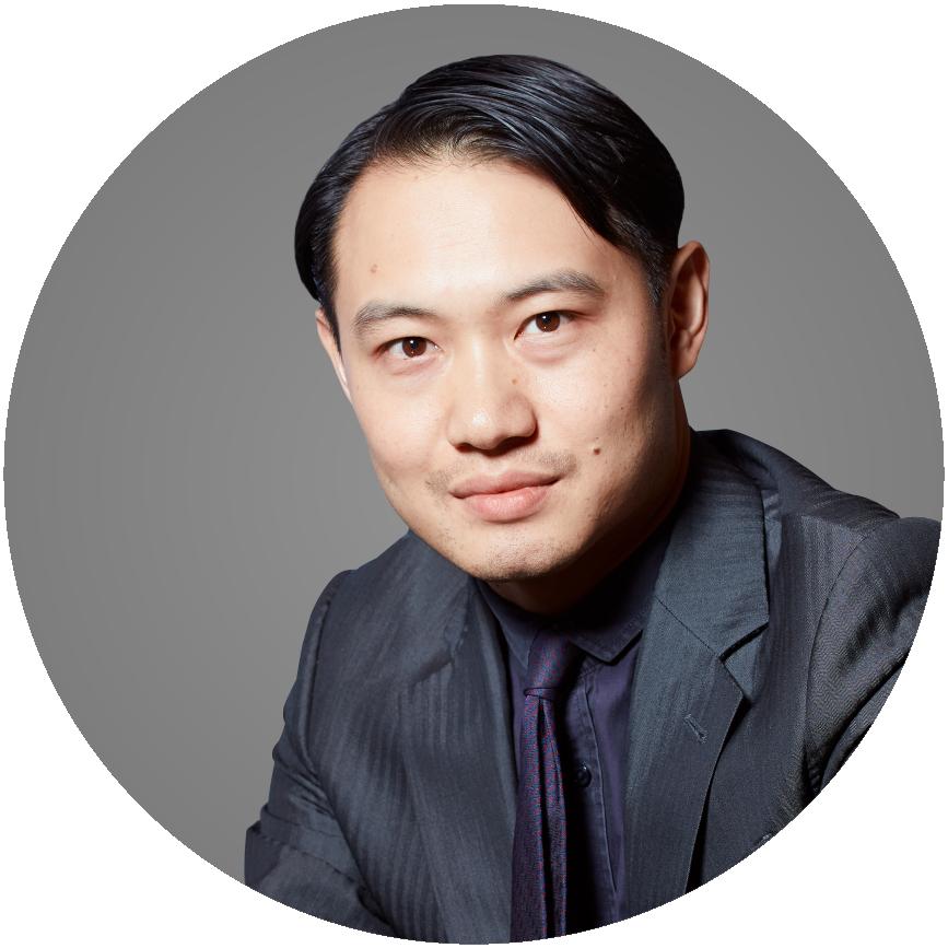 金沙中國電子商務部副總裁劉曉鵬Ruud Liu照片