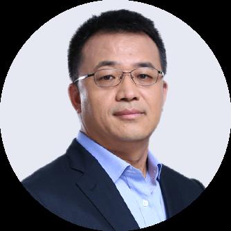 华为前消费者BG副总裁/终端公司首席战略官芮斌照片